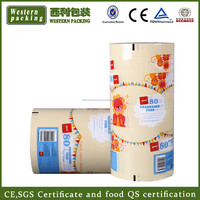 Guangzhou supply Guangzhou supply food packaging film, plastic wrapping film, hdpe plastic film roll factory