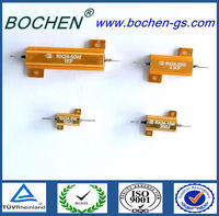 BOCHEN RX24 wire wound power resistor variable resistor with switch