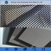 stainless steel mosquito net, black bed canopy mosquito net