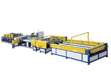Super Auto Duct Line 5; duct machine; duct forming machine