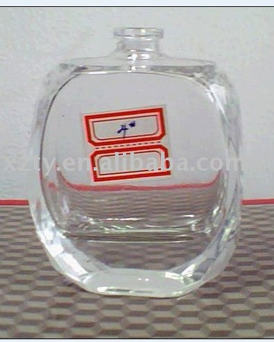 150ml crystal perfume glass bottle