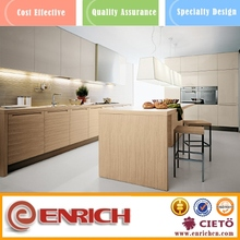 e1 white melamine plywood with combi core kitchen cabinet