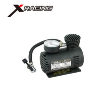 Xracing NMAC004 12V Metal car air pump car air compressor auto tyre inflator