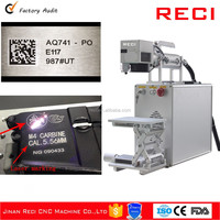 Watch/mobile phone/computer fiber laser marking machine