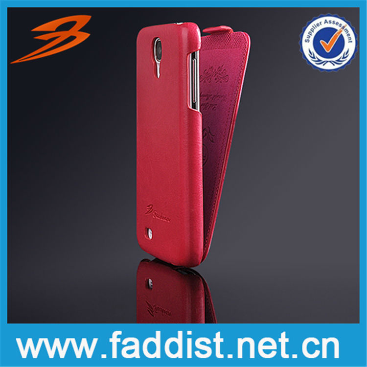 Alibaba China Retro PU leather cell phone case for samsung galaxy s4