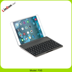 Universal Bluetooth Keyboard Leather Case For Tablets Removable Keyboard
