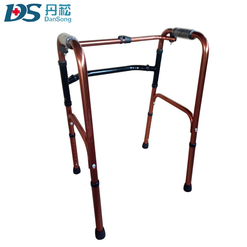 Folding handicap reduce pain different types of walker for elderly