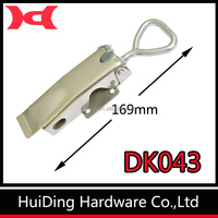 Adjustable Steel Hasp / Bolt Latch Hasp / Handle Cam Latches / DK043