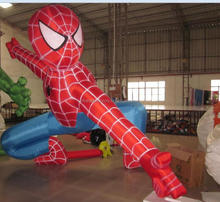 2014 Giant advertising inflatable spiderman