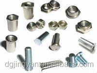 pem threaded insert for metal sheet or PCB aluminum