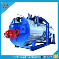 Factory reasonable price best seller 0.5-20t/h gas and oil fired steam boiler,mini biogas plant
