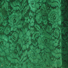newest jacquard cord lace fabric for long dresses