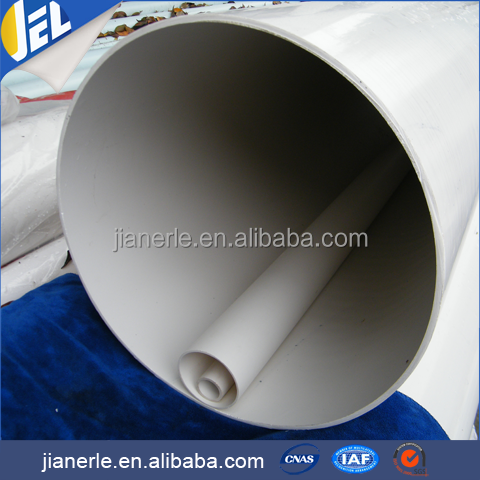 Wholesale Full Form Thin Wall Cheap Price 12 Inch Diameter Pvc Pipe