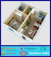 prefabricated shipping container steel frame kit set homes