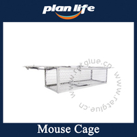 Rugged Metal Rat Cage Trap Cath Mice Fast Without Poison