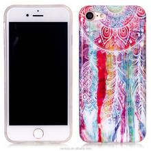 Sublimation Printing Smartphone Back Cover TPU Painting 3D Custom Case for iPhone 5 5S
