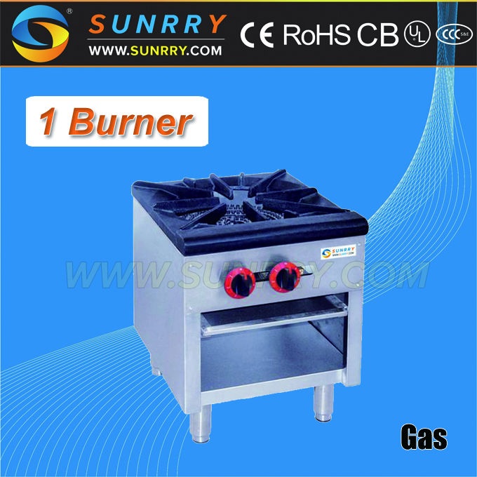 New style table top mini insudtrial table gas cooker in dubai