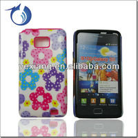 Fancy Hybrid covers For Samsung Galaxy s2 I9100 2014 Cell Phone Case