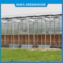 4m Agriculture greenhouse wet wall evaporative cooling system and pads