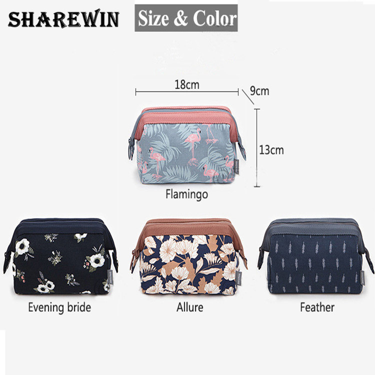 Best Selling Toiletry Organizer Wash Bag Waterproof Folding Travel Hanging Cosmetic Bag best makeup bags for travel