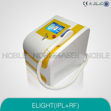 CE& ISO approved Salon/Spa/Clinic best skin care product elight hair removal equipment