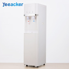 Reverse osmosis drinking fountain water dispenser hot and cold