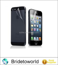 For iphone 5 glass screen protector with factory price