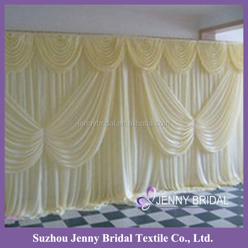 BCK094 luxury drapes curtains wall drapes for party wedding backdrop decorations
