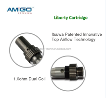 Amigo new product liberty anti- leakage vape pen 510 thread electronic cigarette