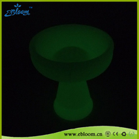 New products various flavor silicone hookah shisha bowl