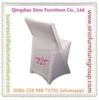 cheap spandex folding chair cover