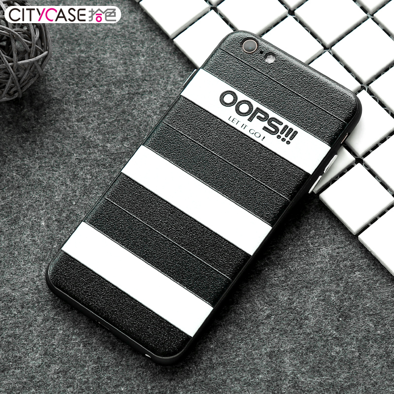 Citycase OEM Water proof Mobile Phone case cover for iphone 6 6S 6Plus Three colors