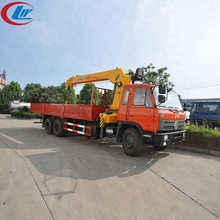 Truck Mounted With 12 ton XCMG Crane