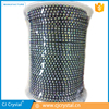 cheap rhinestone trim plastic rhinestone banding ab rhinestone banding by the roll