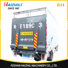 Truck tail liftboard 2000kg hydraulic truck tail lift with high quality