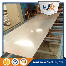 Good quality 0.8mm 304 cold roled stainless steel sheet weight of 304 stainless sheel