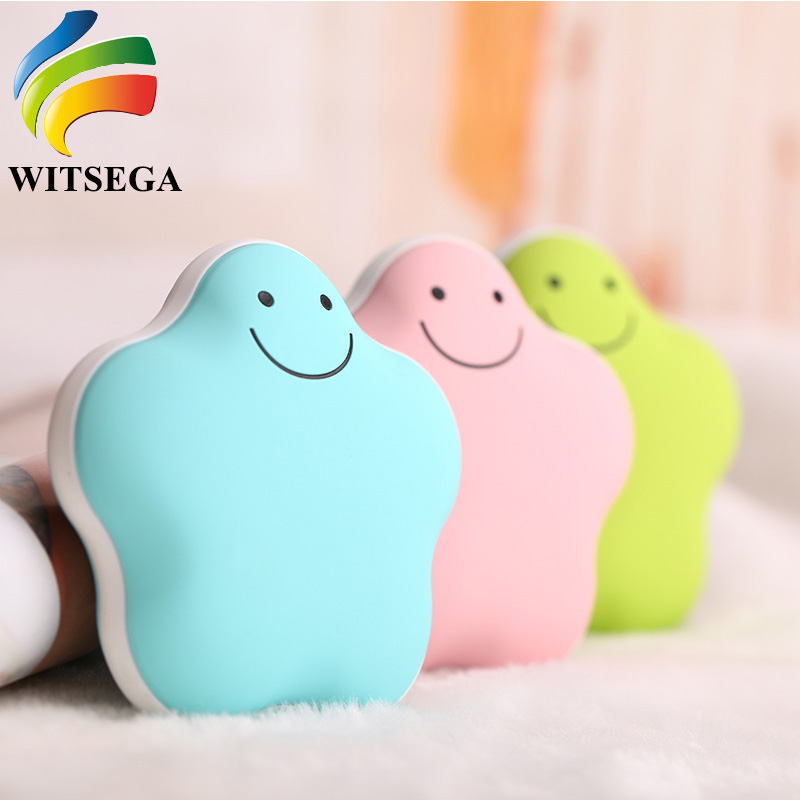 WT-8023 Wholesale Mini Portable Recharge Hand Warmer Power Bank