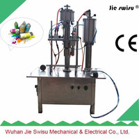 semi automatic Fast De-icing agent filling machine
