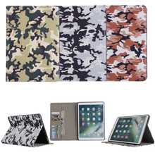 Folio Stand Cover PU Leather Case Smart Wake / Sleep Feature with Pocket for iPad Series