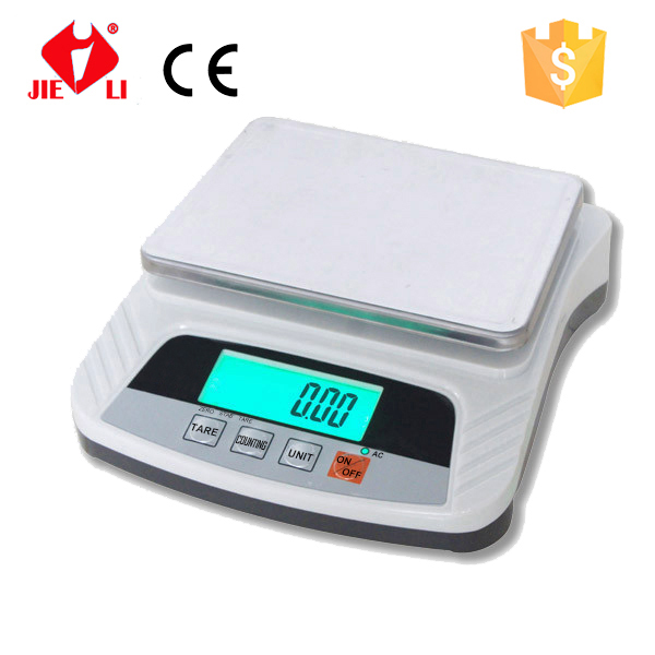 LCD Electronic Laboratory Weighing Balance Scale 5 kg 0.1 <strong>g</strong>