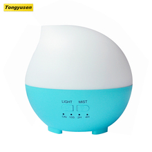 Usb Electric Air Humidifier Essential Oil Aromatherapy Aroma Diffuser Ultrasonic With Light