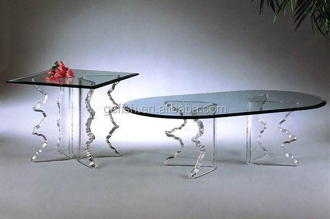Acrylic dinner furniture & home display