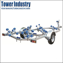 Hot Galvanizing Good Quality Boat Trailer