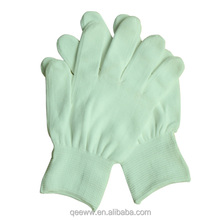 Cheap Basical Elasticated Polyester Gloves