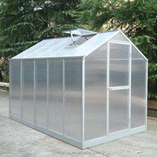 Lanyu Wide Span Plastic Greenhouse For Roses