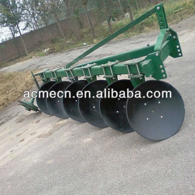 1LYQ Series Agricultural Disc Plough For Tractor