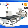 Servo drive motor auto tool changing cnc router