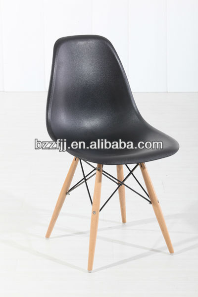 chair buy plastic wood legs dining chair plastic chair wood legs