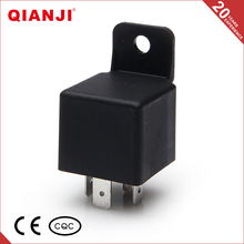 QIANJI Auto Spare Parts Car 12V 40A 30A 5Pin Universal Mini Auto Relays