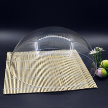 Hot Selling Clear Plastic Acrylic Half Domes For Crafts